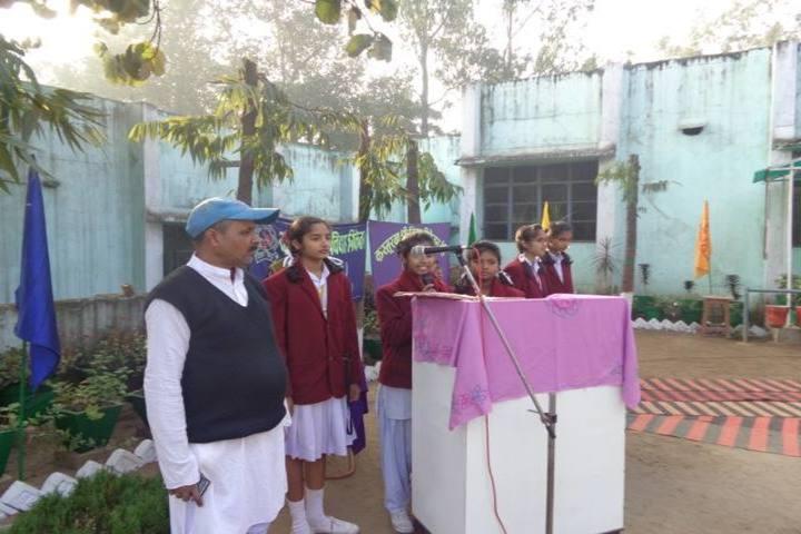 Kasturba Shree Vidya Niketan - Story telling