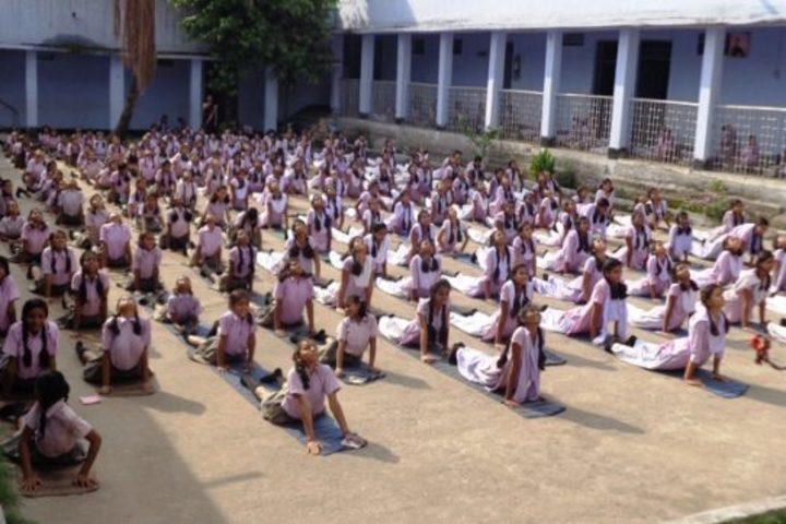 Kasturba Shree Vidya Niketan - Yoga