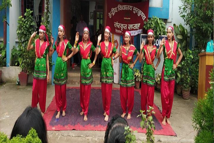 Kendriya Vidyalaya-Independence Day Programme