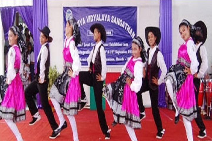Kendriya Vidyalaya-Farewell