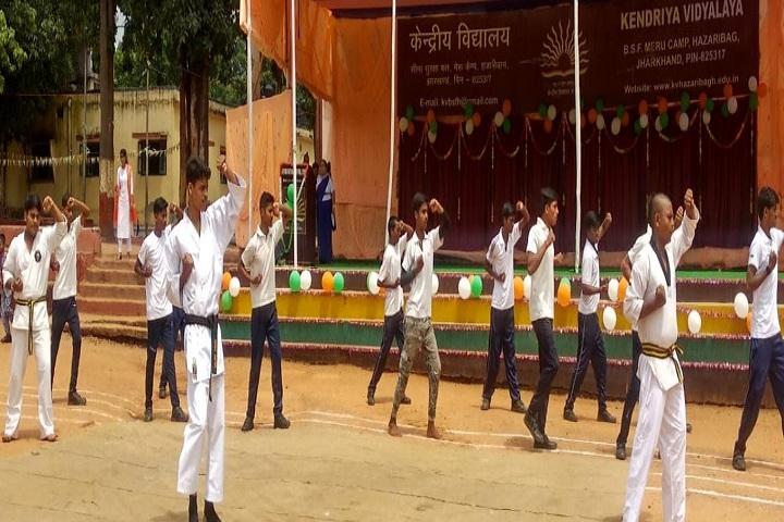Kendriya Vidyalaya-Karate
