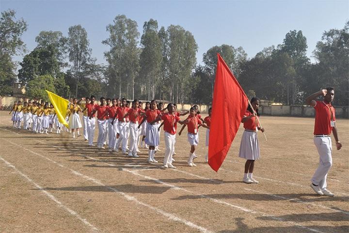 Kerala English Medium School-Sport Meet
