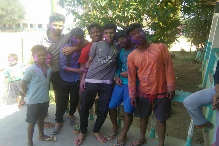 Kerala English Medium School-Holi Celebrations
