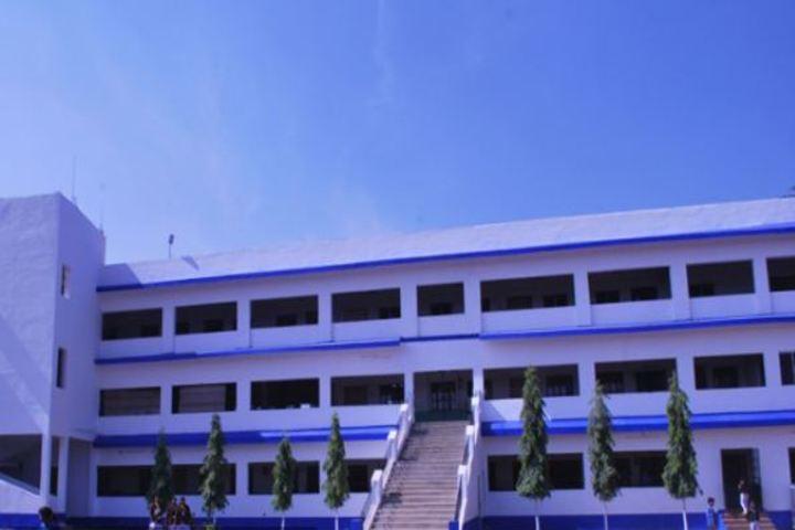 Kerala English Medium School-School Building