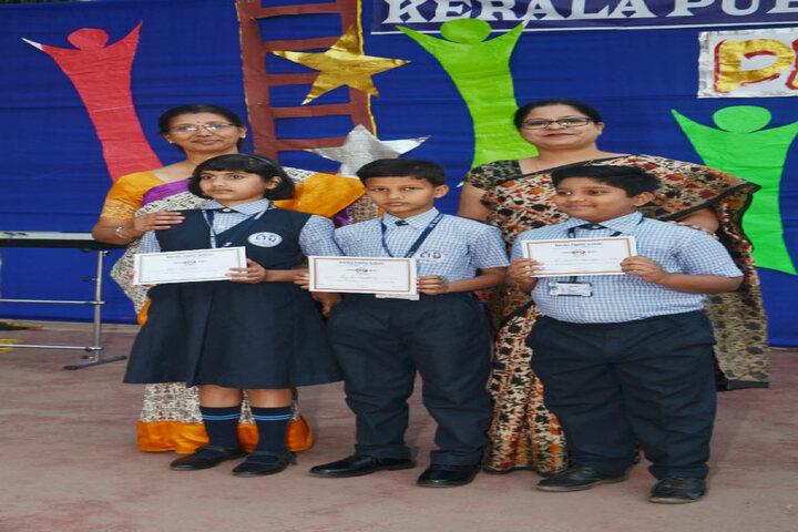 Kerala Public School-Annual Prize Distributor