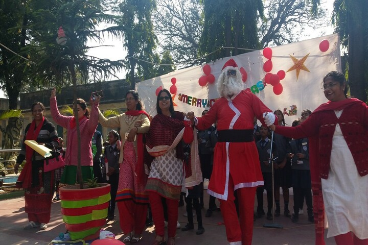 Kerala Public School-Christmas Celebrations