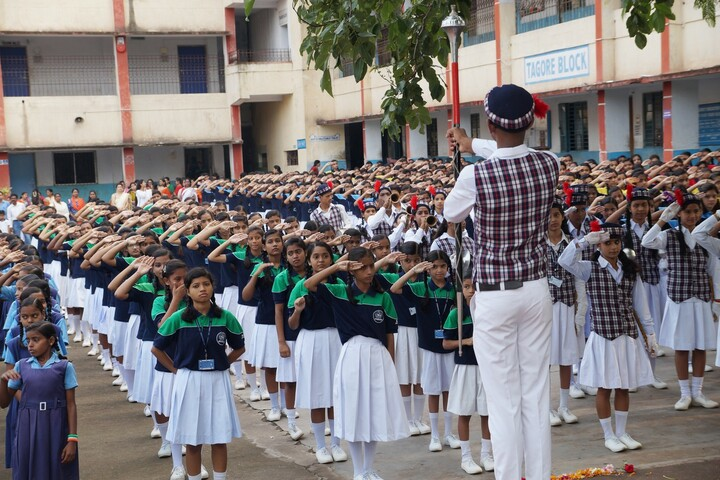 Kerala Public School-Independence Day