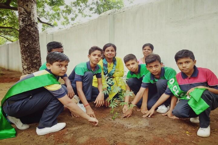 Kerala Public School-Tree Plantation