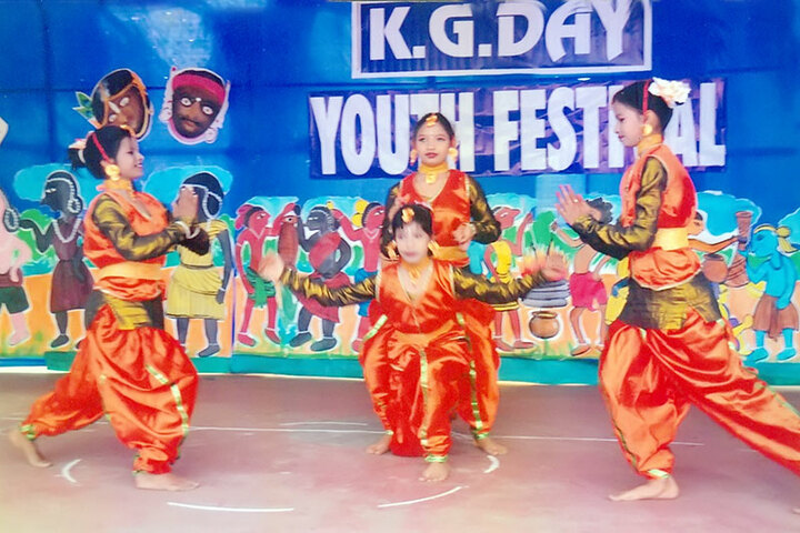 Kerala Public School-Youth Festival