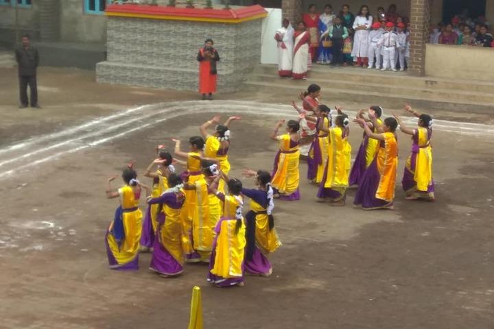 Kids Garden Secondary School-Group Dance