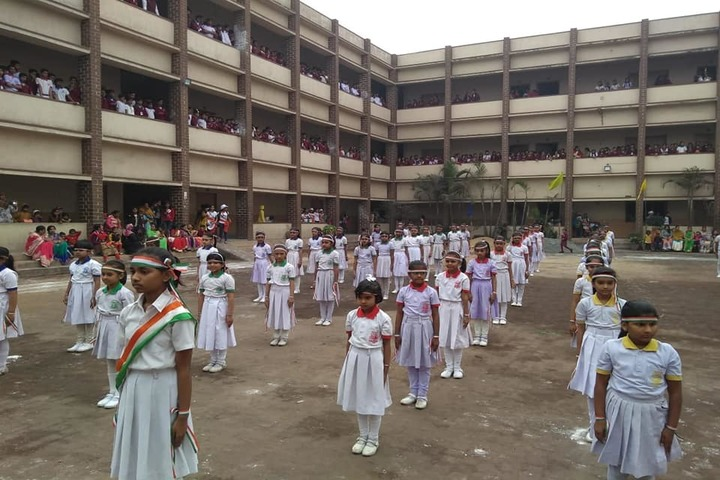 Kids Garden Secondary School-Independence Day