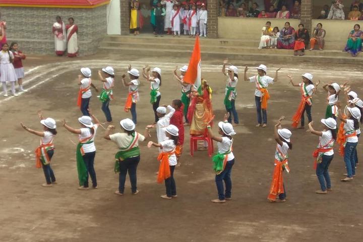 Kids Garden Secondary School-Independency Day Celabrations