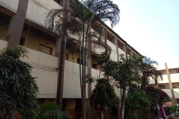 Kids Garden Secondary School-School Side View