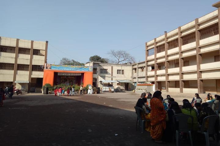 Kids Garden Secondary School-School View
