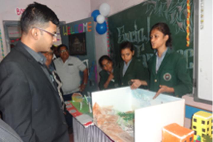 Koncept Public School-Science Exhibition