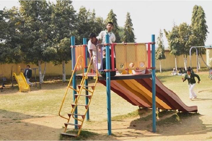 Koncept Public School-Play Area