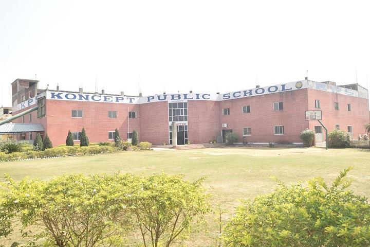 Koncept Public School-School Building