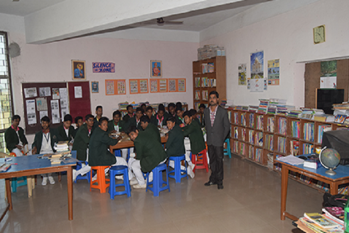 Koncept Public School-Library