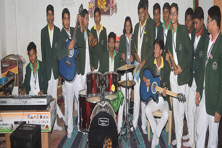 Koncept Public School-Music Room
