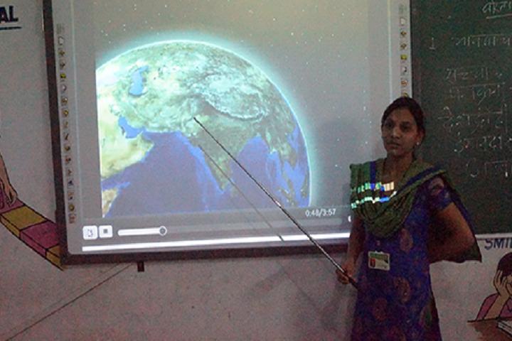Koncept Public School-Smart Classroom