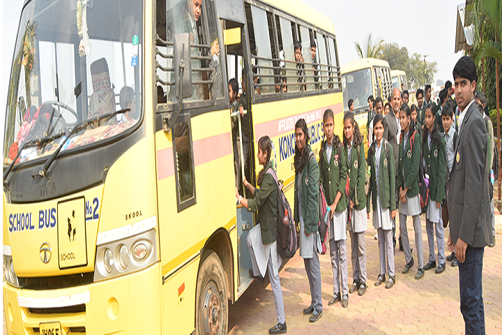 Koncept Public School-Transport