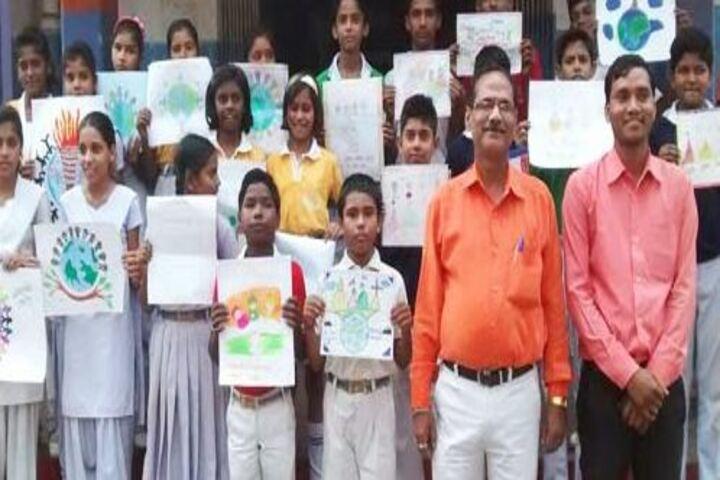 Krishna Sudershan Central School-Painting
