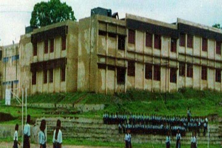 Krishna Sudershan Central School-School View