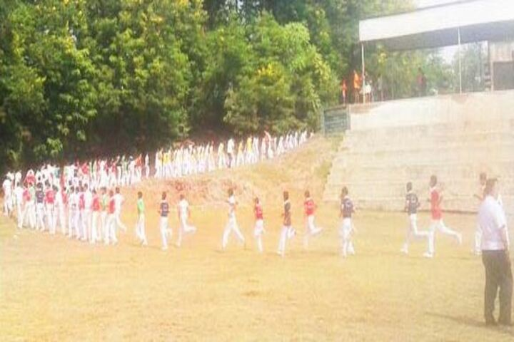 Krishna Sudershan Central School-Sports