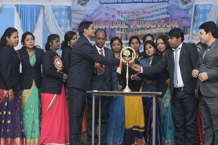 LA Garden High School-Annual Function