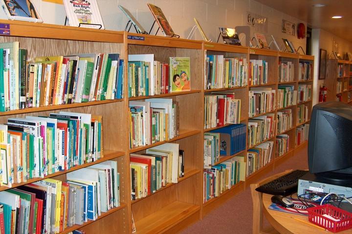 Lady K C Roy Memorial School-Library
