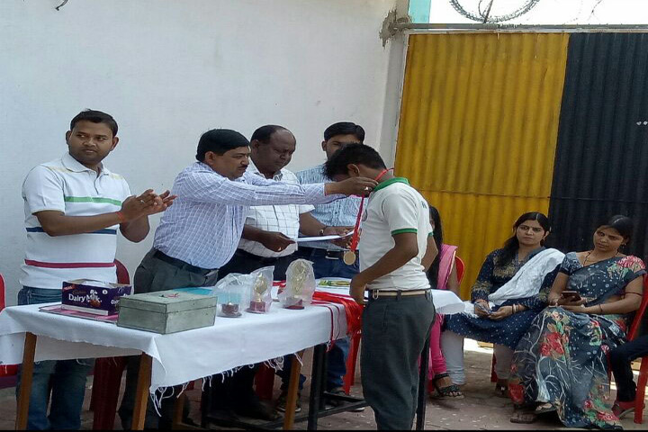Lord Krishna School-Annual Prize Distribution