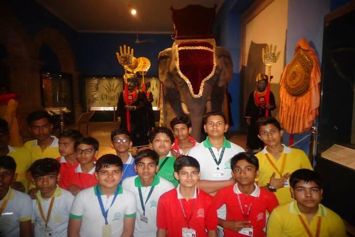 Lord Krishna School-Educational Tour
