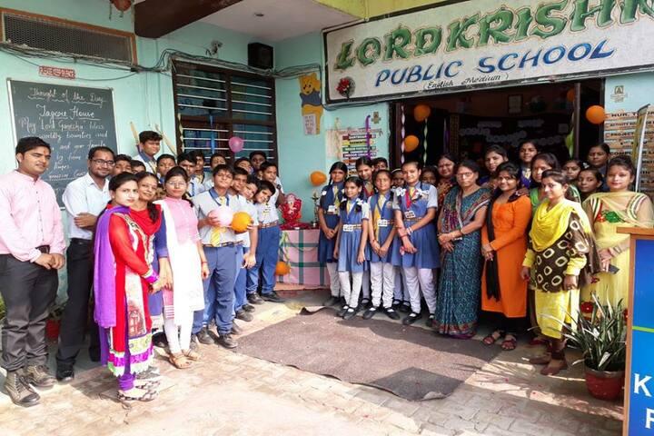 Lord Krishna School-Ganesh Chaturthi Celebration