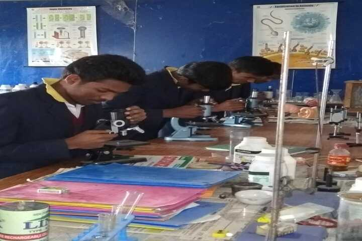 Lord Krishna School-Lab