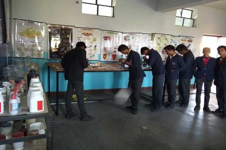 Lord Krishna School-Science Exhibition