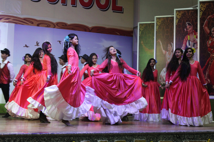 Loyola Convent School-Cultural Events
