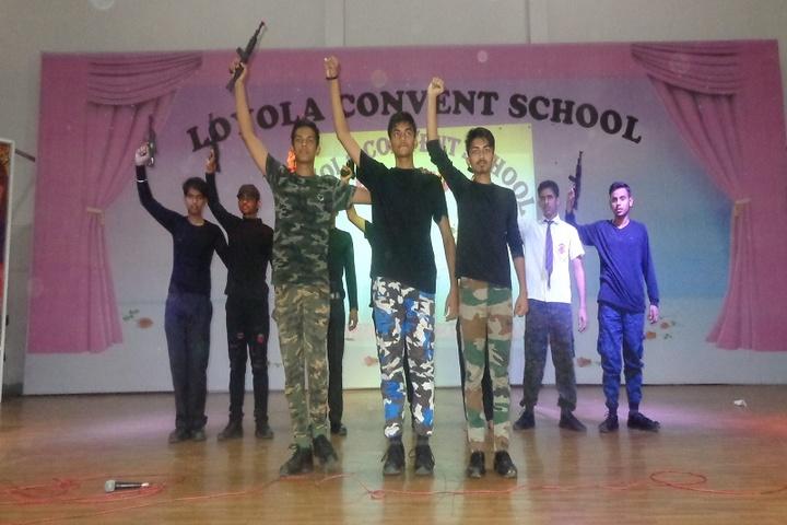 Loyola Convent School-Drama
