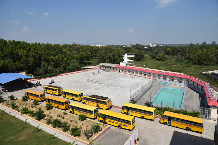Loyola Convent School-Transport