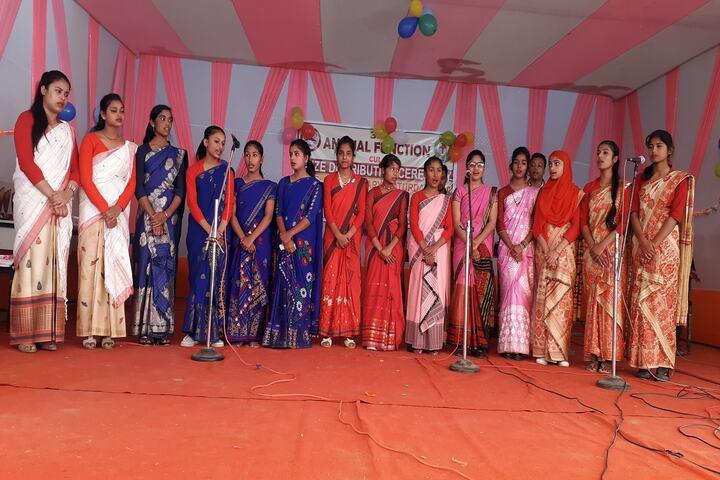 Adarsh Vidyalaya-Annual Fest