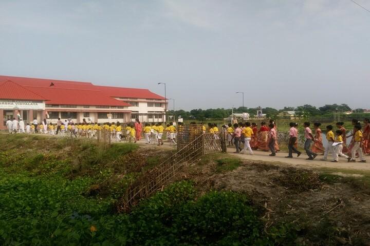 Adarsh Vidyalaya-Campus