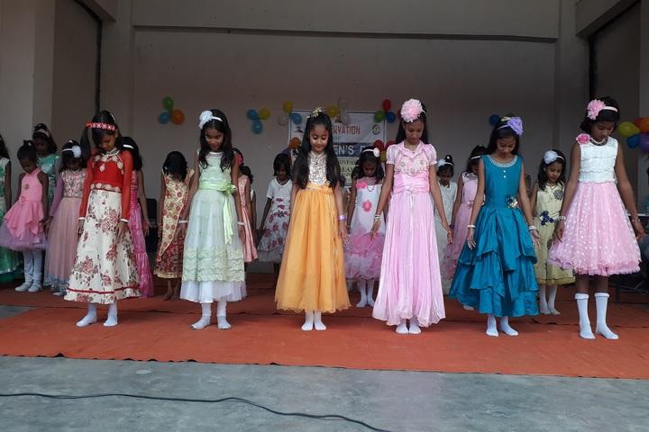 Adarsh Vidyalaya-Childrens Day Celebrations