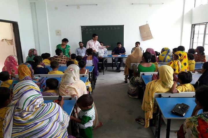 Adarsh Vidyalaya-Classrooms