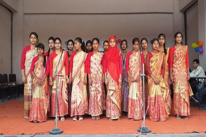 Adarsh Vidyalaya-Cultural Programmes