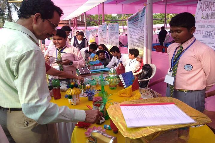 Adarsh Vidyalaya-Science Fair