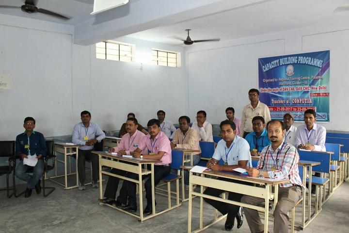 M K Dav Public School-Teachers Training Programme