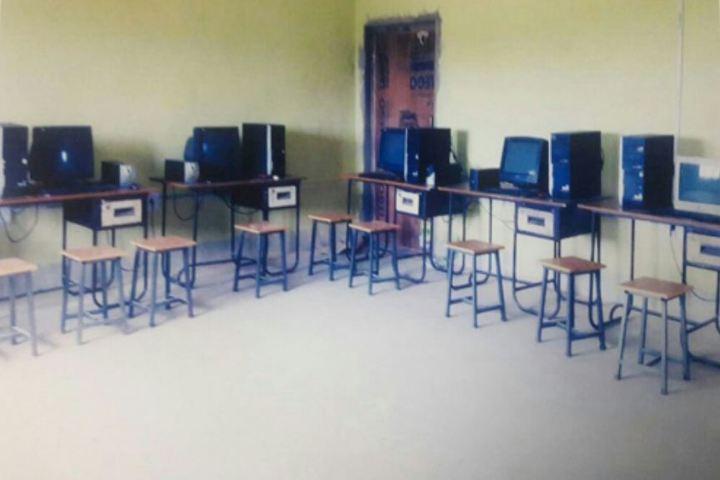 Manjula Sharma Memorial Academy-Computer Lab