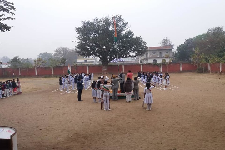 Manjula Sharma Memorial Academy-Independence Day