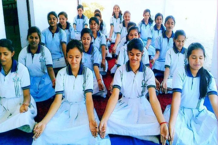 Manjula Sharma Memorial Academy-International Yoga Day