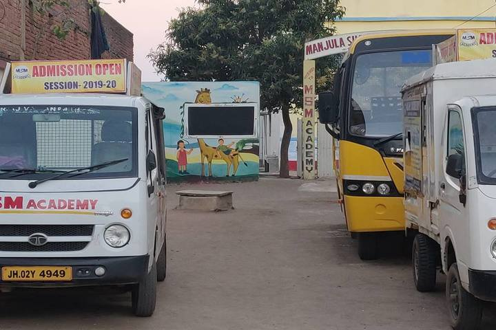 Manjula Sharma Memorial Academy-Transport