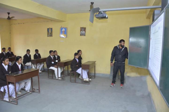 Meridian Academy-Smart Classroom